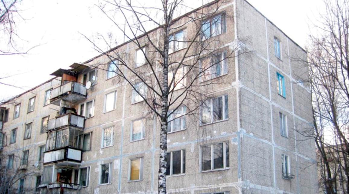 Фотография постройки во втором варианте