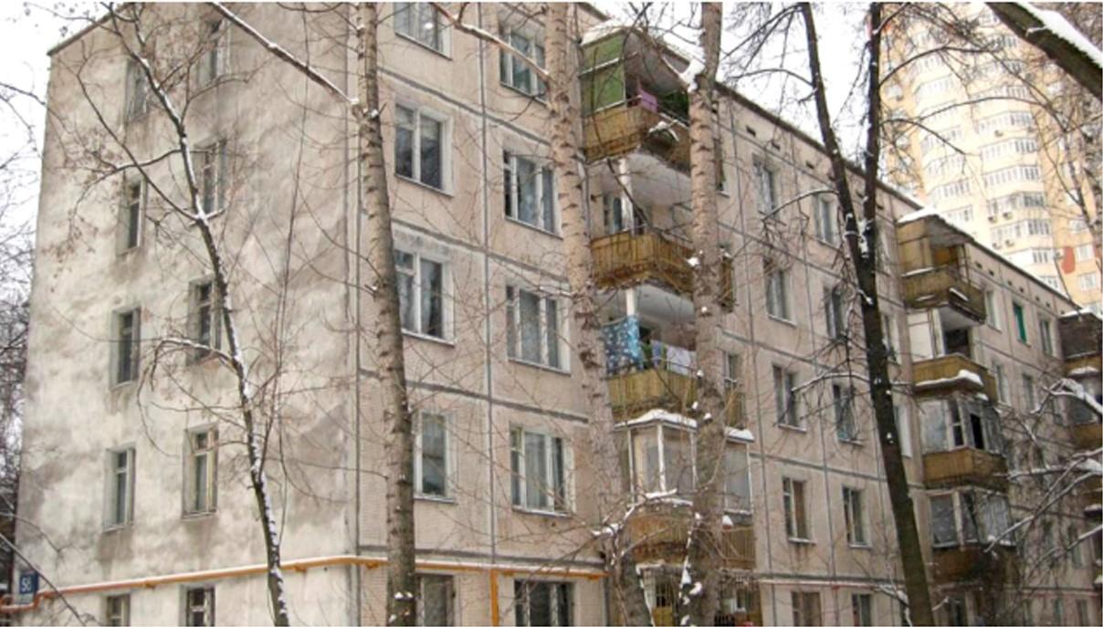 Фотография постройки в третьем варианте