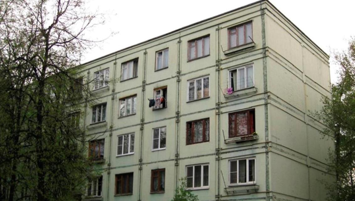 Фотография постройки в пятом варианте
