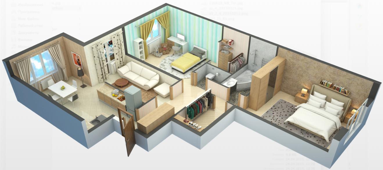 Квартиры по программе реновации. Планировки квартир