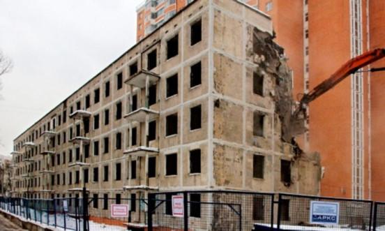 Новости реновации хрущевок в Москве сегодня в СВАО