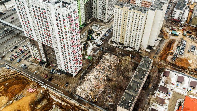 Новости реновации хрущевок в Москве сегодня в ЮАО