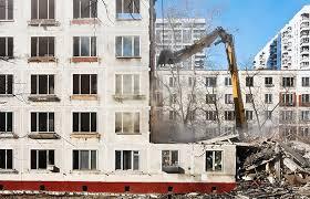 Очередность сноса домов по программе реновации в Академическом районе Москвы на сегодня