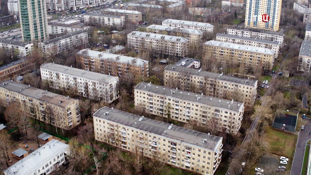 Последние новости реновации в Москве ЦАО