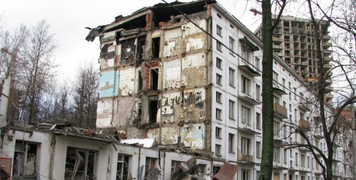 Реновация пятиэтажек в Мосрентгене: последние новости