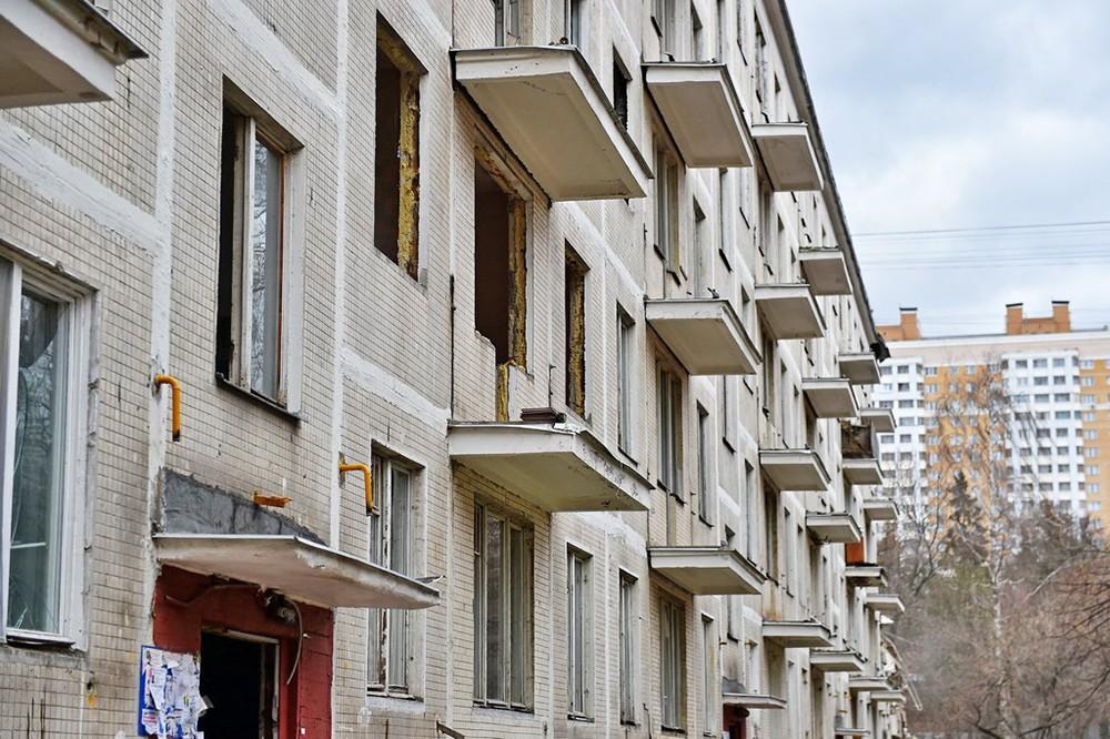 Стартовые площадки для переселения пятиэтажек в Москве по программе реновации