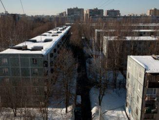 Реновация Калининского района СПб