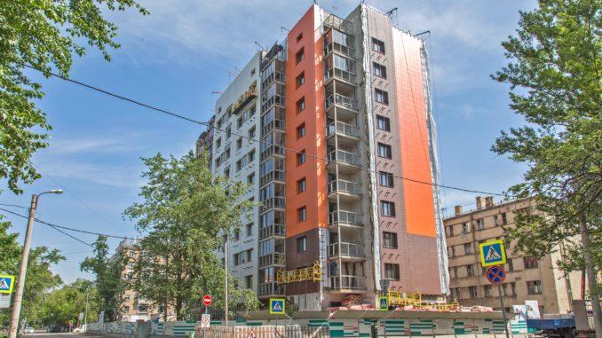Дом по программе реновации ввели в эксплуатацию в Даниловском районе – Москва 24, 10.11.2020